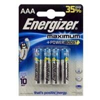 Элемент питания LR03 Energizer Maximum BL-4 (box-48)