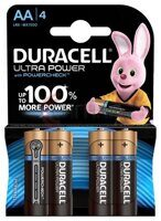 Элемент питания LR6 Duracell Turbo BL-4 (box-80)