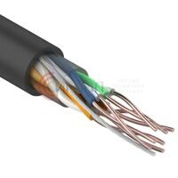Кабель витая пара UTP 4PR 24AWG CAT5e. OUTDOOR