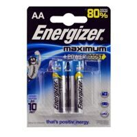 Элемент питания LR6 Energizer Maximum BL-2 (box-24)